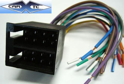 Pontiac GTO 05 2005 Car Stereo Wiring installation Harness ...