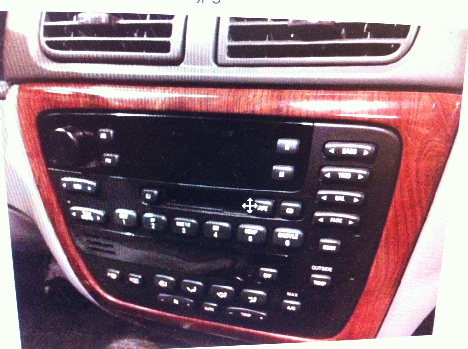 Ford Taurus W Electronic Climate Controls 2005 Singledouble Rhcarxtc: 2005 Ford Taurus Aftermarket Radio At Elf-jo.com