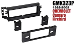 Dash Stereo Install Kit American International GM-K323P