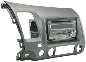 Honda Civic SI 06 2006 (Grey) Car Radio Dash Installation Kit