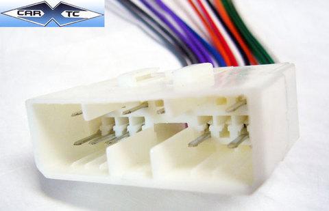 suzuki verona 04 2004 car stereo wiring installation harness - radio  install wire  carxtc
