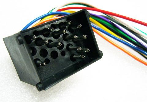 BMW 528i 00 2000 Car Stereo Wiring installation Harness - Radio install wireCarXtc