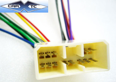 Hyundai Accent 98 1998 Car Stereo Wiring installation Harness - Radio  install wire | Hyundai Accent Radio Wiring |  | CarXtc