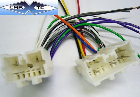[DIAGRAM_4PO]  Volvo V70 2003 Car Stereo Wiring installation Harness - Radio install wire | Volvo V70 Stereo Wiring |  | CarXtc
