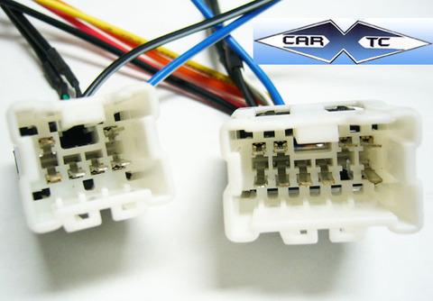 Nissan TITAN 06 2006 Car Stereo Wiring installation Harness - Radio install  wireCarXtc