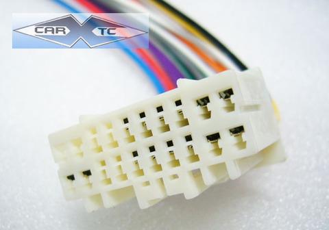 home > honda > accord > 2002 > honda accord 02 2002 factory car stereo  wiring installation harness oem radio install wire