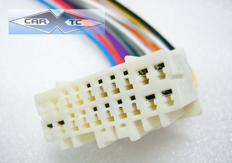 Suzuki AERIO 02 2002 FACTORY Car Stereo Wiring installation Harness OEM Radio  install wireCarXtc