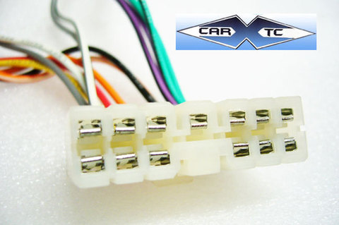 [DIAGRAM_5LK]  Isuzu PICKUP 92 1992 FACTORY Car Stereo Wiring installation Harness OEM Radio  install wire | 1992 Isuzu Radio Wiring Diagram |  | CarXtc