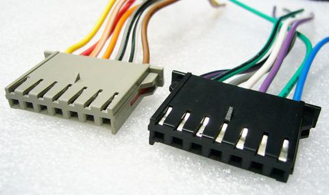 [SCHEMATICS_48DE]  Dodge INTREPID 96 1996 FACTORY Car Stereo Wiring installation Harness OEM  Radio install wire | Dodge Intrepid Stereo Wiring |  | CarXtc