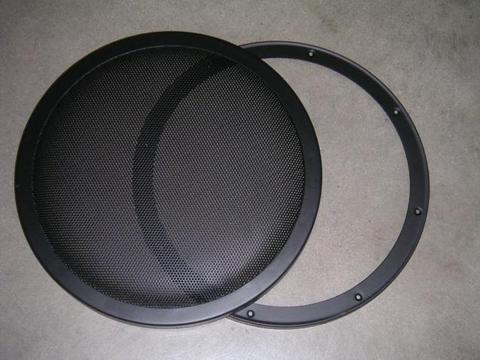 15 Inch Mesh Speaker Grill - SUB WOOFER Protection
