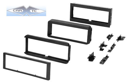 Oldsmobile Firenza 1988 Single Din Radio Faceplate Dash Install Stereo Kit