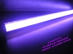 2 10 INCH PURPLE NEON LIGHTS Show n Glow the Street