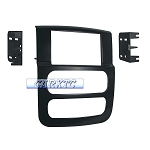 2002-2005 Dodge Ram Truck: Double DIN Stereo Install Radio Dash Kit 95-6522B