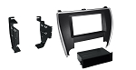 Toyota Camry 2015 - 2016 : Single/Double DIN Stereo Install Dash Kit TOYK978