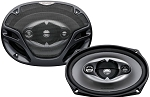 Kenwood KFC-6972ie 6x9 Inch 4-Way Speaker System