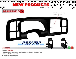 DP-3002B GM Dash Kit - Full Dashboard  Full-Size Trucks (only with Driver Info Center Cluster)