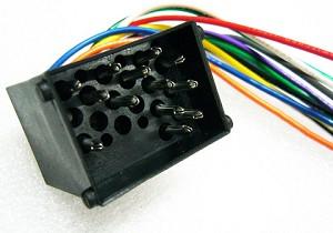 BMW 528i 97 1997 Car Stereo Wiring installation Harness - Radio install wireCarXtc