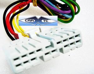 Excellent Honda Crx 88 1988 Factory Car Stereo Wiring Installation Wiring Digital Resources Dimetprontobusorg