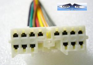 Mitsubishi MONTERO SPORT 98 1998 FACTORY Car Stereo Wiring installation  Harness OEM Radio install wire | 1998 Mitsubishi Montero Stereo Wiring Diagram |  | CarXtc