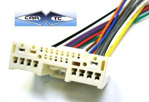 Astounding Mazda 6 06 2006 Factory Car Stereo Wiring Installation Harness Wiring Digital Resources Dylitashwinbiharinl